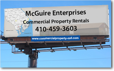 McGuire Enterprises Commerical Property Harford County Maryland